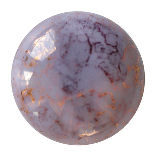 Opaque Light Amethyst Bronze - Cabochon par Puca® - 23010-15496