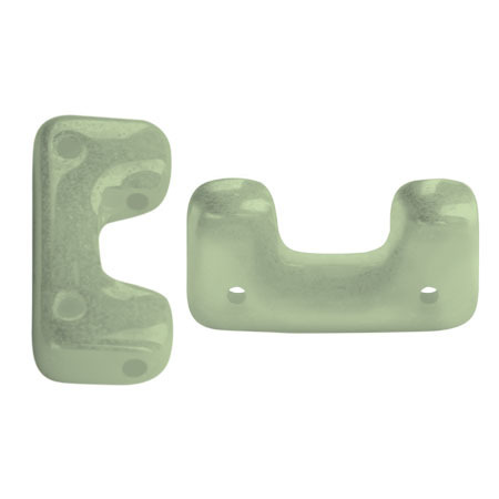 Opaque Light Green Ceramic Look- Télos® par Puca® - 03000-14457